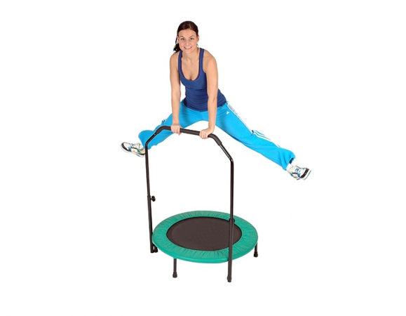 Trampoline with handle into the hands of the Armed Mambo MSD 102 - zdjęcie nr: 1