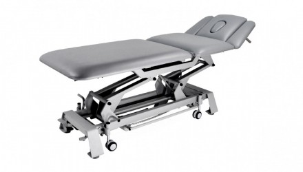 OpenMedis - Electrical treatment table, 3-section, upward-folding foot section and top position  - zdjęcie nr: 1
