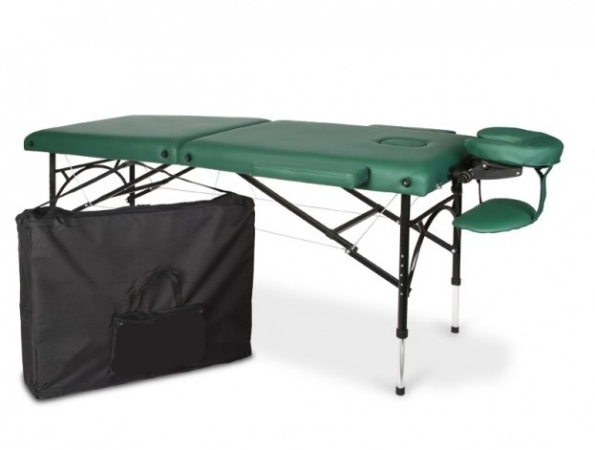Portable treatment table, aluminum - photo nr: 1