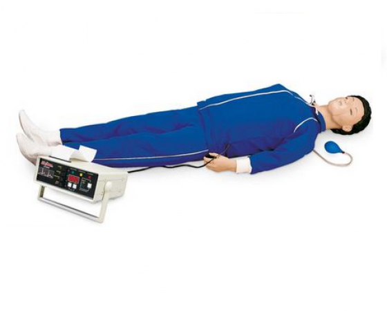 CPR White Manikin with Memory and Printer - photo nr: 1