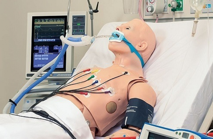 Advanced Multipurpose Patient Simulator - photo nr: 1